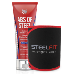 Abs of Steel + Waist Trimmer