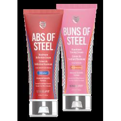 Abs of Steel + Buns of Steel