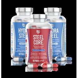 2x Hydra Steel + Steel Core